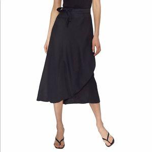 Wilfred Eleta Wrap Skirt